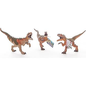 Dinosaur Toy With Moving Jaw - Assorted