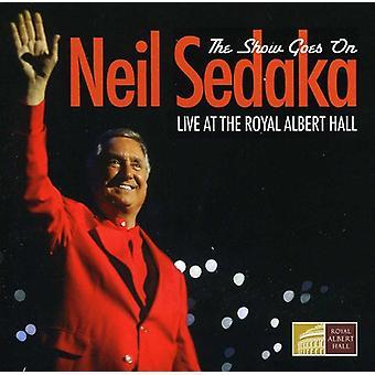 Neil Sedaka - Show Goes on: Live at the Royal Albert Hall [CD] USA import