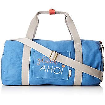 Adelheid Gl ck Ahoi Reisetasche - Blue Women's shoulder bags (Meeresblau) 215x34x466 cm (B x H T)