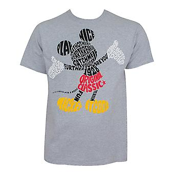 Mickey Mouse Original Classic Tee Shirt
