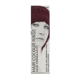 Kolor włosów bakłażan