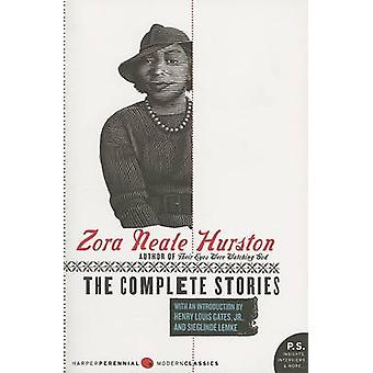 The Complete Stories by Zora Neale Hurston - 9780061350184 Book
