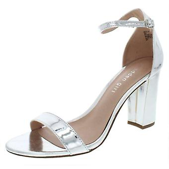 Bella Marie Womens Beella Open Toe Special Occasion Ankle Strap Sandals