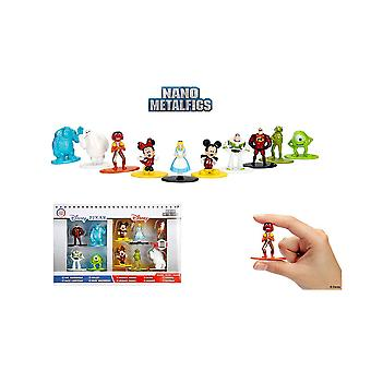 Disney nano Metalfigs 10 PK