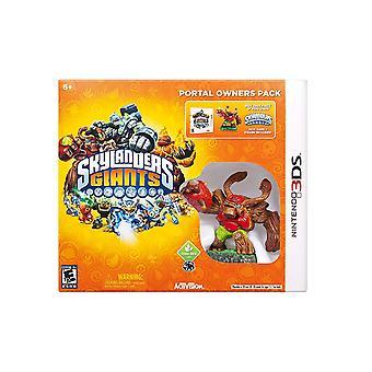 Skylanders Giants Booster Pack Nintendo 3DS