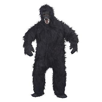 Traje do vestido extravagante Mens gorila