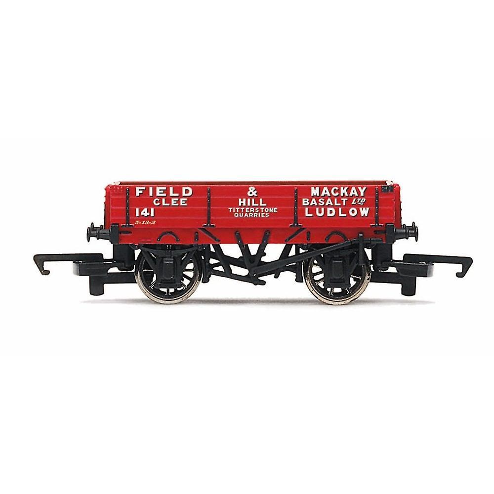Hornby  3 Plank Wagon, Field & Mackay - Era 3