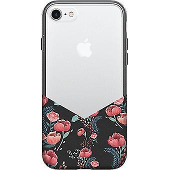 Milk & Honey Suit Up Print Case for iPhone SE2/8/7 - Black Floral