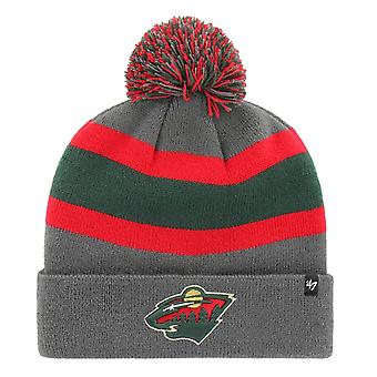 47 Marka Knit Winter Hat - BREAKAWAY Minnesota Wild