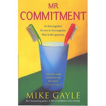 Mr-Engagement von Mike Gayle - 9780340718261 Buch