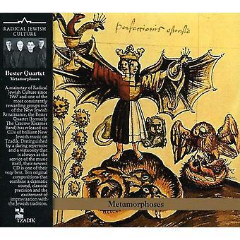 Bester Quartet - Metamorphoses [CD] USA import