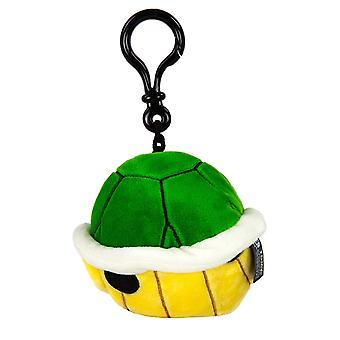 Nintendo - Mario Kart - Clip-on Green Shell Peluche Gaming Merchandise