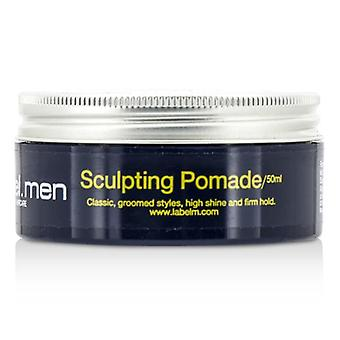 Label.m Men's Sculpting Pomade (classic Groomed Styles High Shine And Firm Hold) - 50ml/1.7oz
