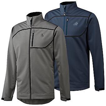 adidas Golf Herren Climastorm Ribbed Softshell Jacke