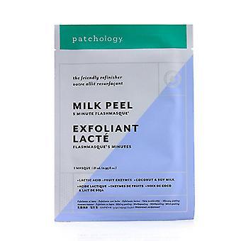Patchology Flashmasque 5 minute masca foaie-lapte coaja-4x28ml/0.95 Oz