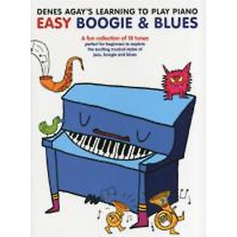 Denes Agays Learning To Play Piano  Boogie amp Blues