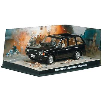 Range Rover SE 1955 Diecast model auto van James Bond Tomorrow sterft nooit