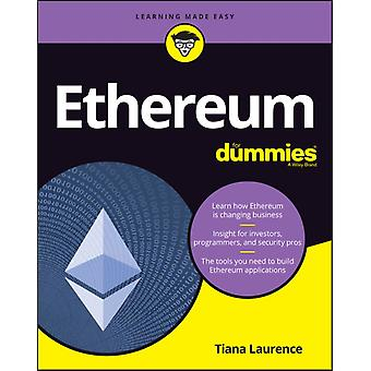Ethereum For Dummies by Solomon & Michael G