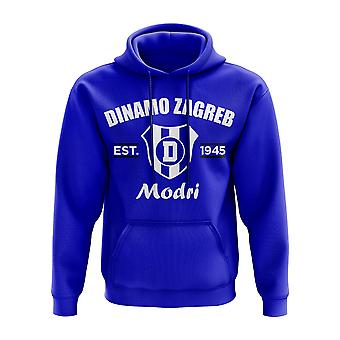 Dinamo Zagreb Established Hoody (Royal)