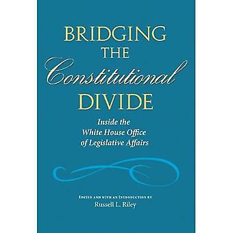 Konstitutionelle Brückenschlag: im Inneren der White House Office of Legislative Affairs