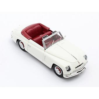 Alfa Romeo 6C 2500 Ghia Convertible (1947) Resin Model Car