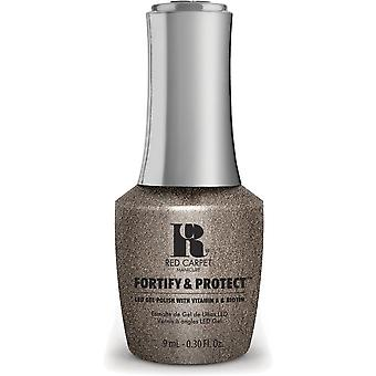 Red Carpet Manicure LED Gel Nail Polish - Silver Upswing (2020783) 9ml