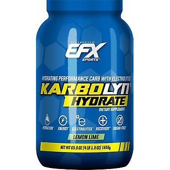 All American EFX Karbolyn Hydrate Lemon Lime 1856 g