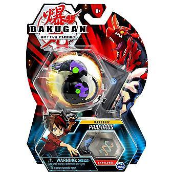 Core Bakugan 1 Pack 2 Inch Figure Phaedrus