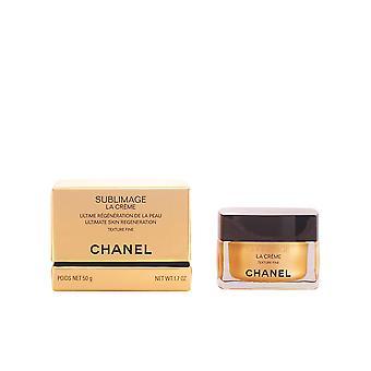 Chanel Sublimage La Crème textuur fijne 50 Gr voor vrouwen