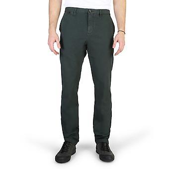Tommy hilfiger men's trousers green mw0mw02352
