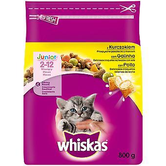 Whiskas Seco Junior Pollo (Cats , Cat Food , Dry Food)