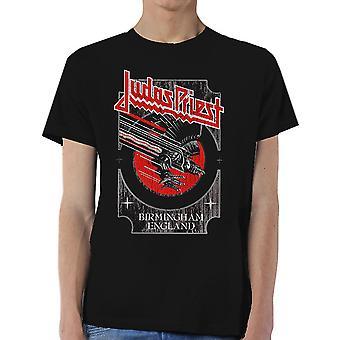 Judas Priest Screaming For Vengeance Official Tee T-Shirt Mens Unisex
