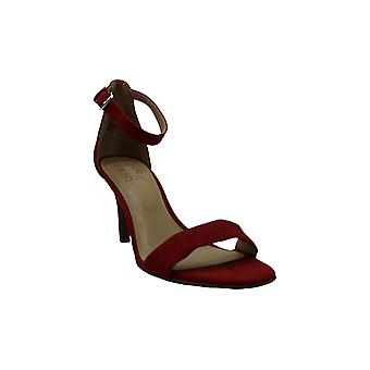 Naturalizer Womens G1988S1001 Suede Open Toe Casual Ankle Strap Sandals