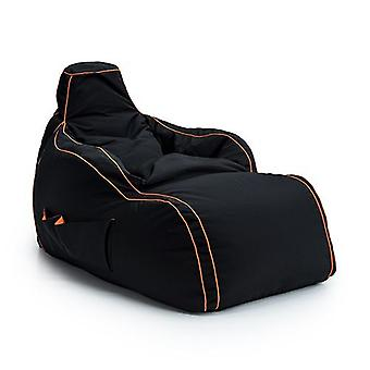Portal Jump Loft 25� 'Game Over' Gaming Lounger Arm Chair Bean Bag Large Gamer Seat PS4 Xbox