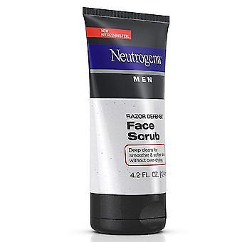 Neutrogena, défense de rasoir hommes, tous les jours pour le visage, 4,2 oz