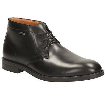 Clarks Chilver Hei GTX Mens formell støvler