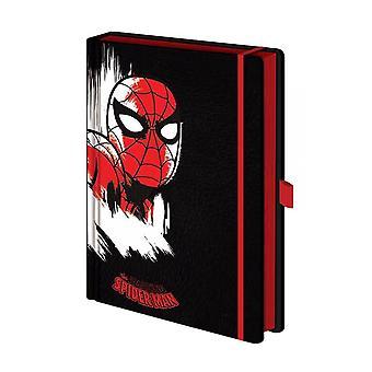 Spider-Man, Notebook