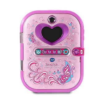 Vtech Secret Safe Diary Selfie Music Pink