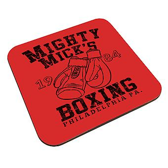 Rocky Inspired Mighty Micks Boxing Coaster