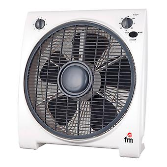 Floor Fan Grupo FM BF4 45W Blanc