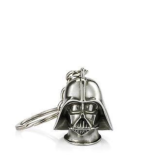 Star Wars 3D Keyring Darth Vader Royal Selangor Pewter