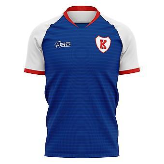 2020-2021 Holsten Kiel Home Concept Football Shirt