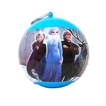 Frozen 2 Giant Christmas Bauble & Stationery Set