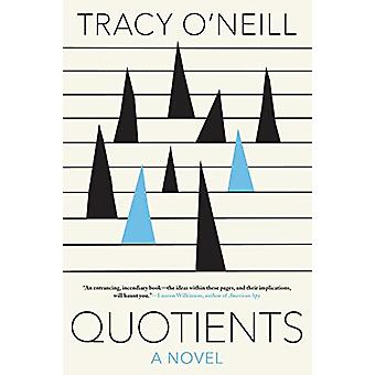 Quotients by Tracy O'neill - 9781641291118 Book