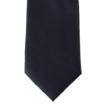 מייקלסון של לונדון פליין פלוסטר עניבה-אפור