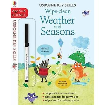 WipeClean Weather and Seasons 56 by Holly Bathie