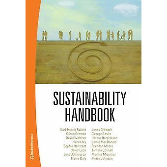 Sustainability Handbook by Edited by Karl Henrik Robert