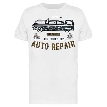 Auto Reparation, Däck, Petroils, Oil Tee Men & apos; s -Bild av Shutterstock