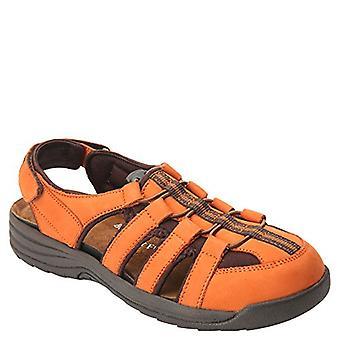 Drew Shoe Womens Element Closed Toe Casual Gladiator Sandals