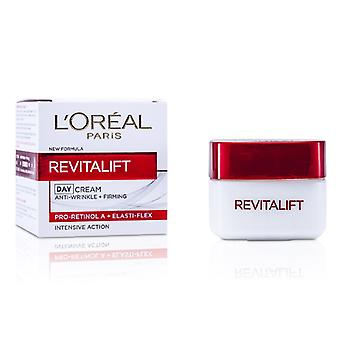 L'oreal Dermo-expertise Revitalift Anti-wrinkle + Firming Day Cream For Face & Neck (new Formula) - 50ml/1.7oz
